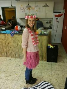 Ali in Pink :)