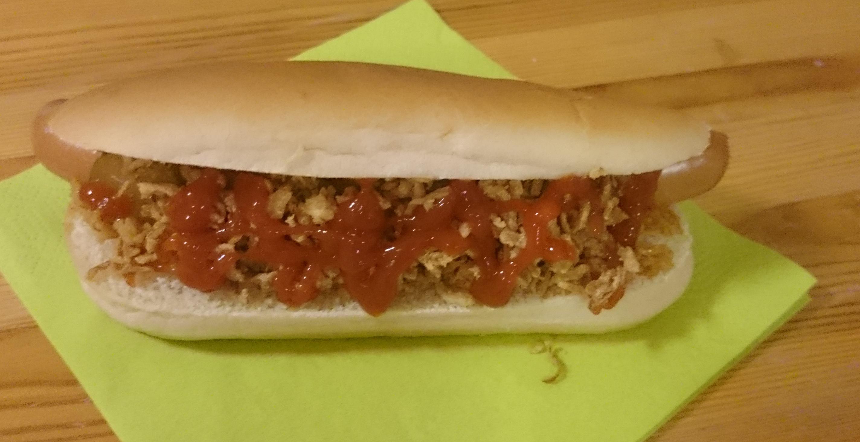 ESSEEEEEEN! Hot Dogs :)